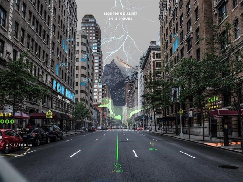 В Hyundai изобрели дополненную реальность Фото Авто Коломна