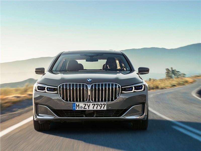 Картинки по запросу BMW 7 Series спереди