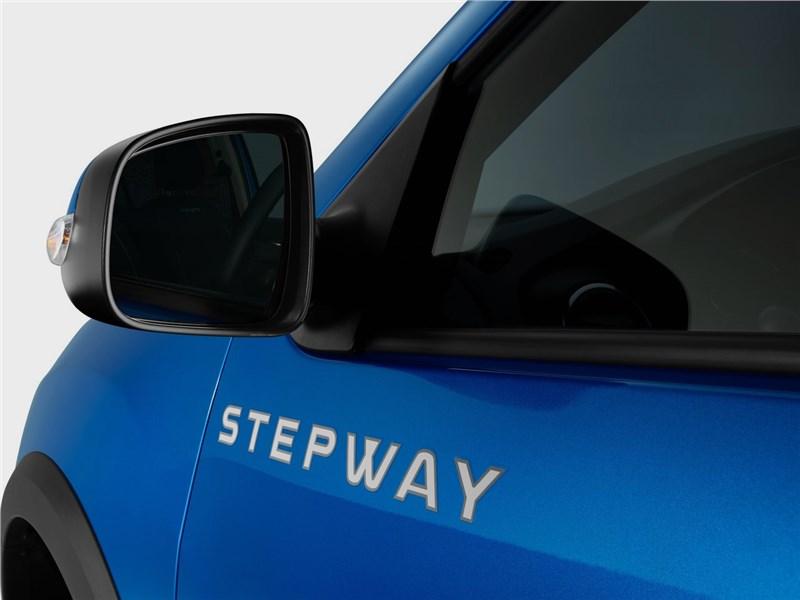 Renault Logan Stepway 2018 боковое зеркало