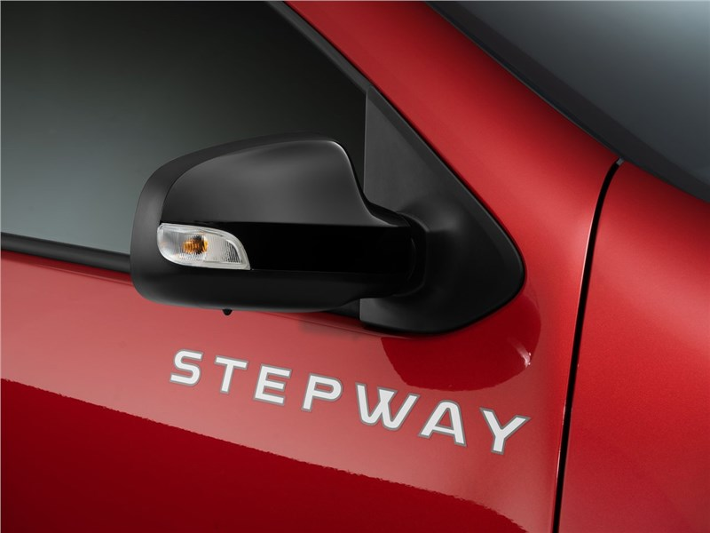 Renault Sandero Stepway 2018 боковое зеркало