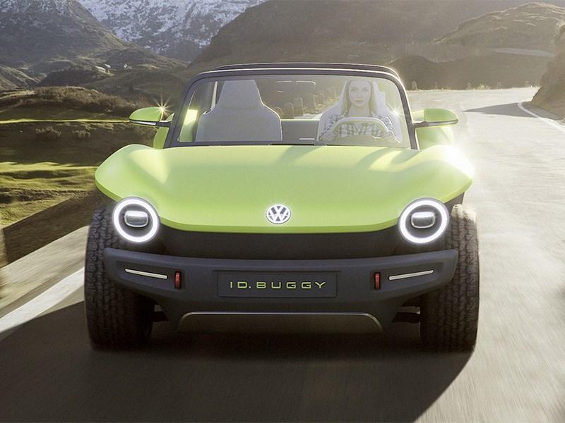 Volkswagen представил багги Фото Авто Коломна