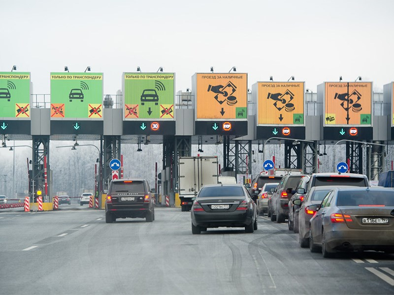 «Автодор» собирается лишать прав водителей зайцев Фото Авто Коломна