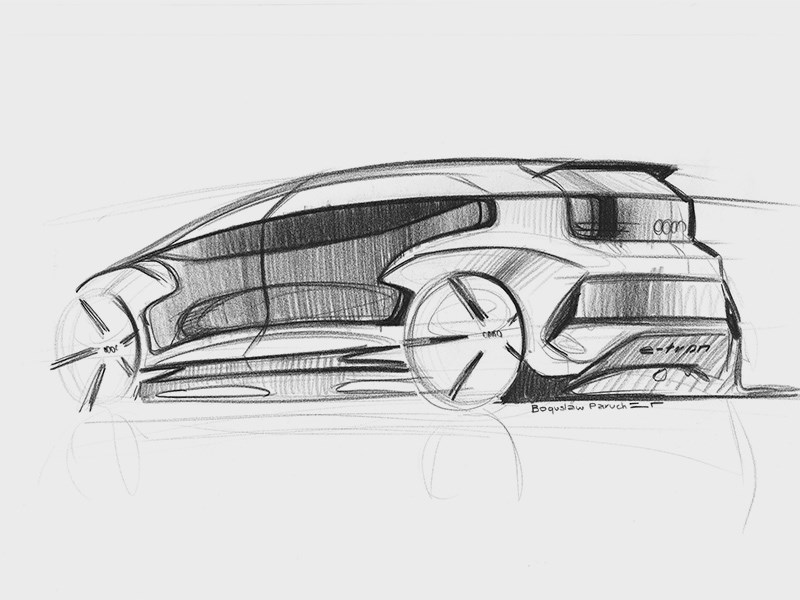 Audi анонсировала премьеру беспилотного электрокара Фото Авто Коломна