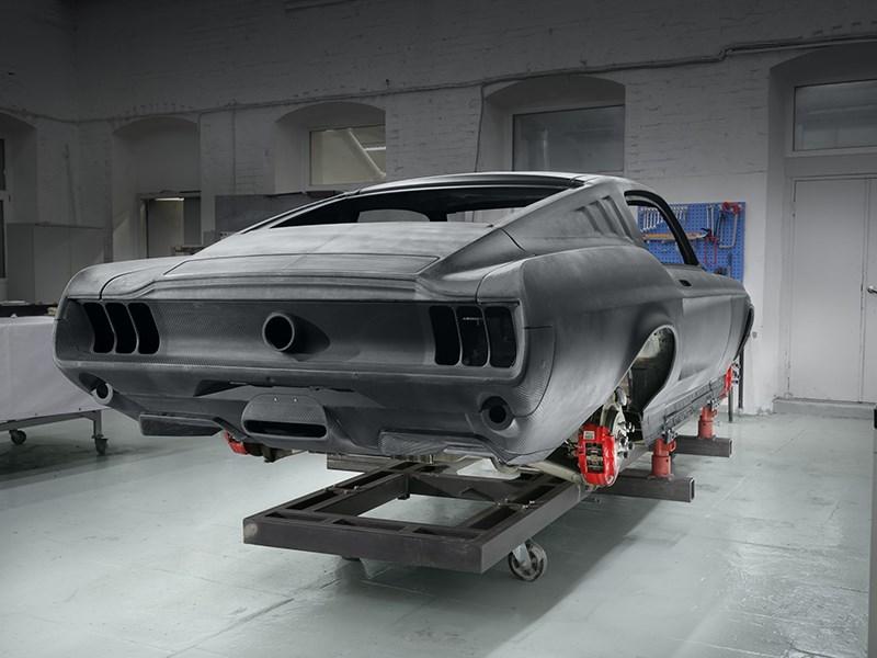 Электрический Mustang из России Фото Авто Коломна