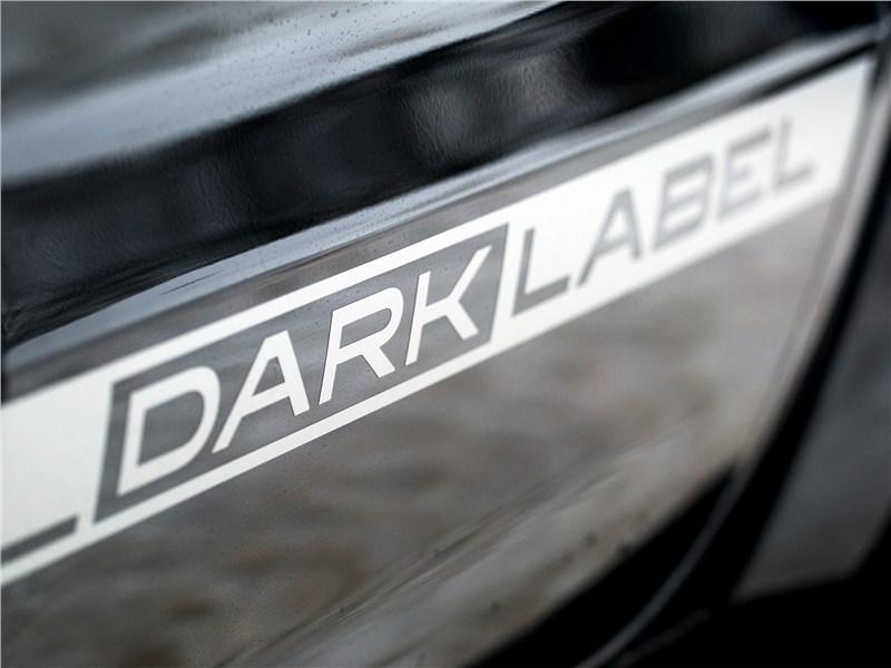 Volkswagen Amarok Dark Label 2019 наклейка