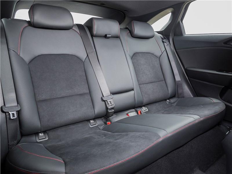 Kia ProCeed 2019 задний диван