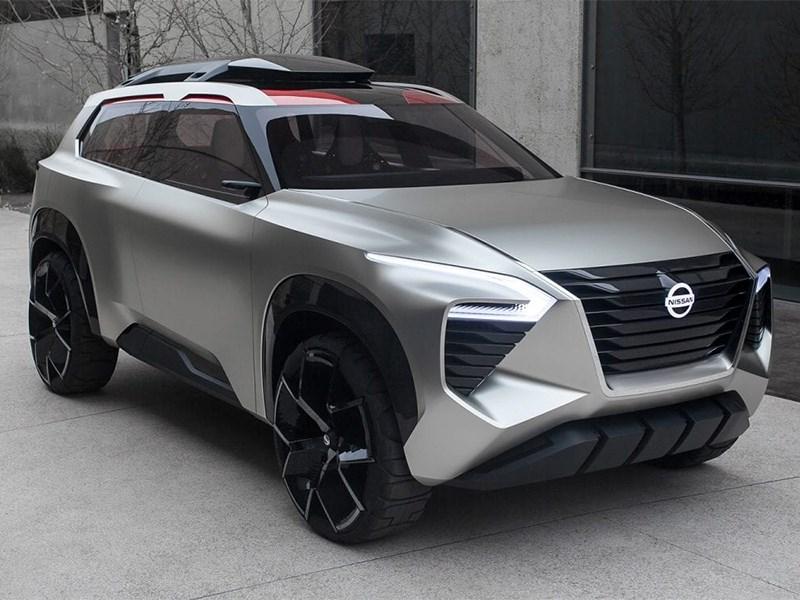 Nissan приступил к тестам нового X-Trail