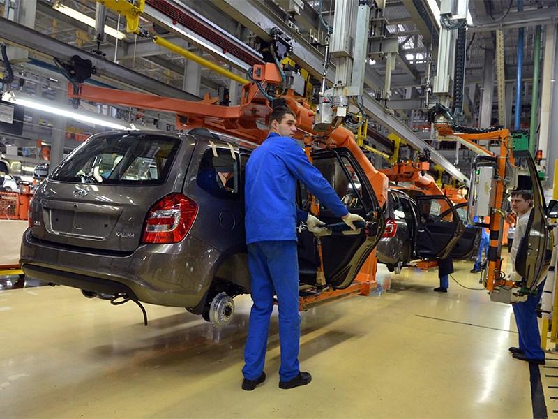 На АВТОВАЗе ликвидировали производство шильдиков для Mercedes-Benz