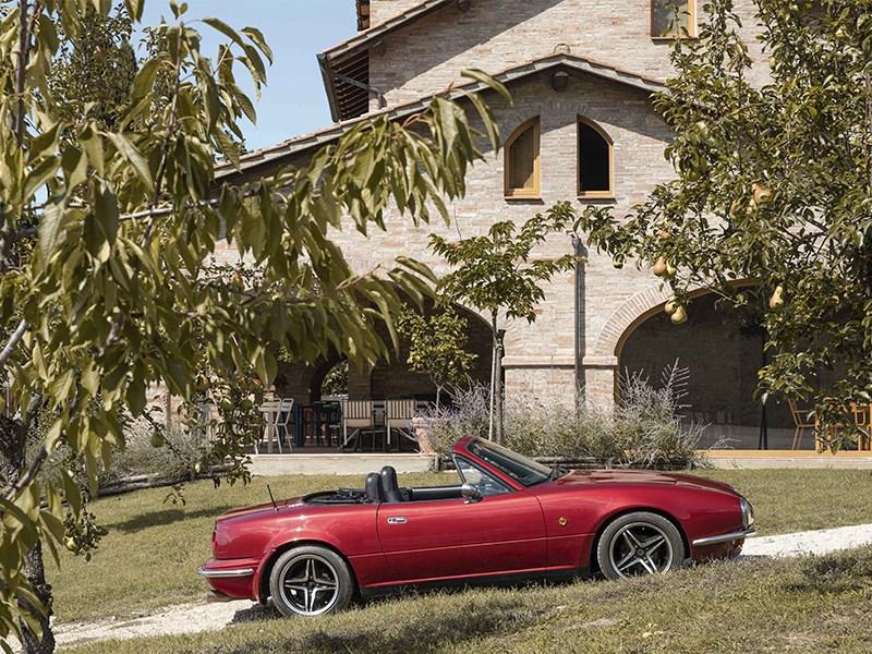 В Италии построили курорт для фанатов Mazda MX-5