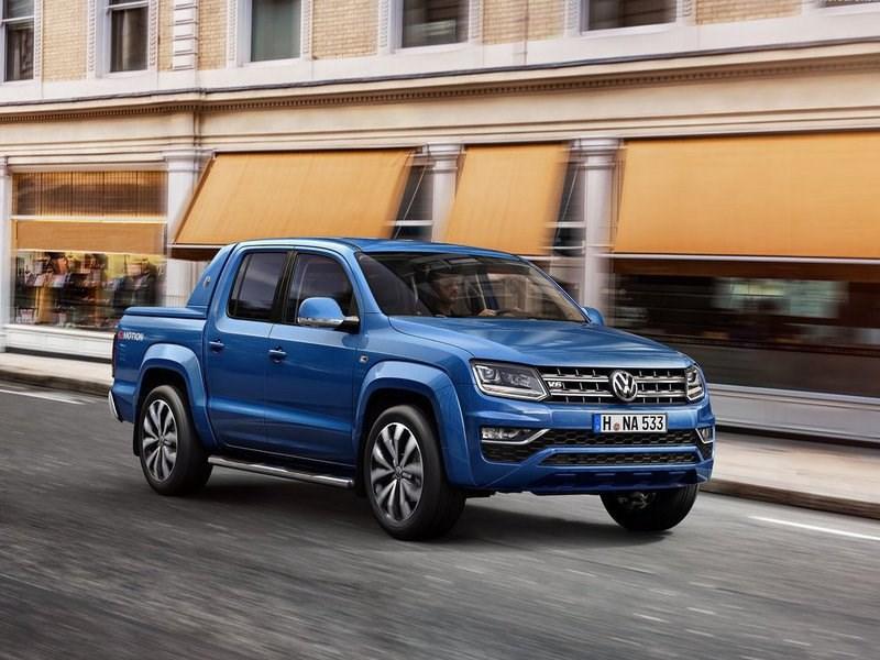 В октябре продажи LCV от Volkswagen выросли почти на 40 процентов