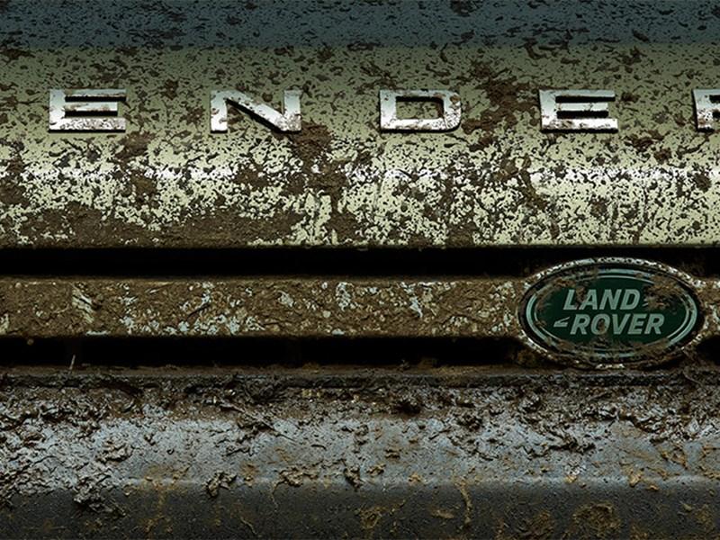 Land Rover Defender готовится к премьере