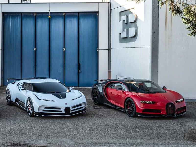 Bugatti все делает по своему Фото Авто Коломна