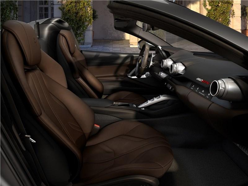 Ferrari 812 GTS 2020 передние кресла