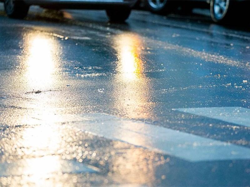 Московских водителей предупредили о первых заморозках