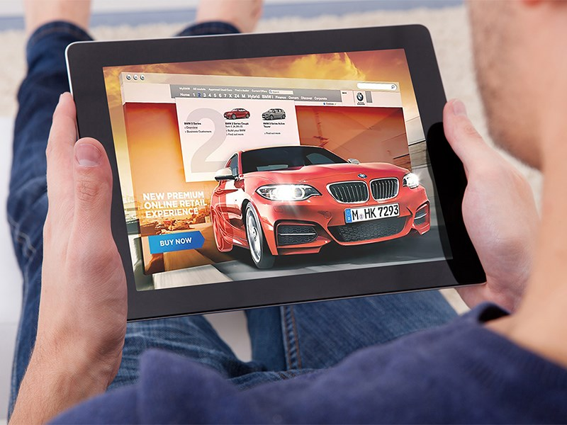 Сбербанк разработает сервис для продажи автомобилей