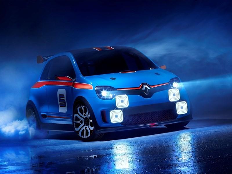Новый Renault Twingo будет разрабатываться на деньги Европейского инвестбанка