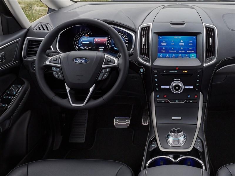 Ford Galaxy 2020 салон