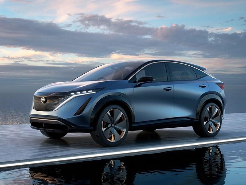 Nissan сыграл автомобильную арию