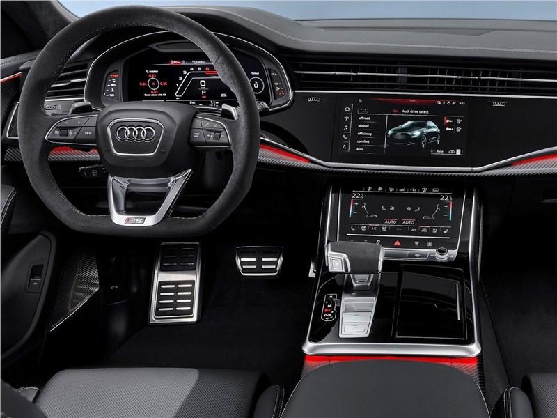 Audi RS Q8 2020 салон