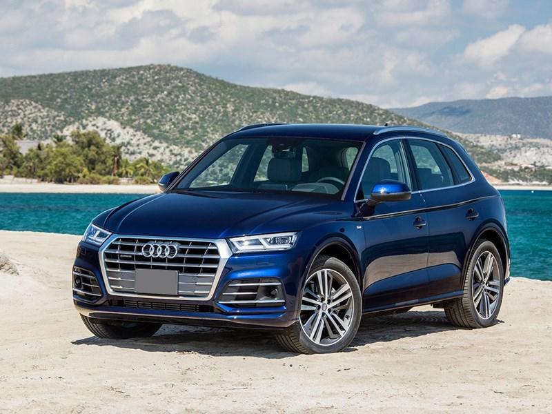 Начался масштабный отзыв Audi Q5