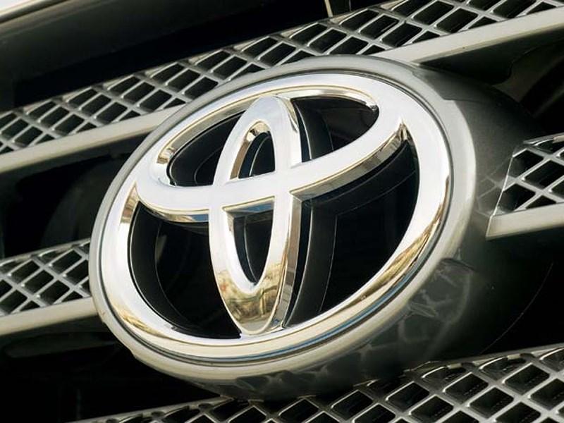 Toyota прогнозирует рекордное количество продаж в 2013 году