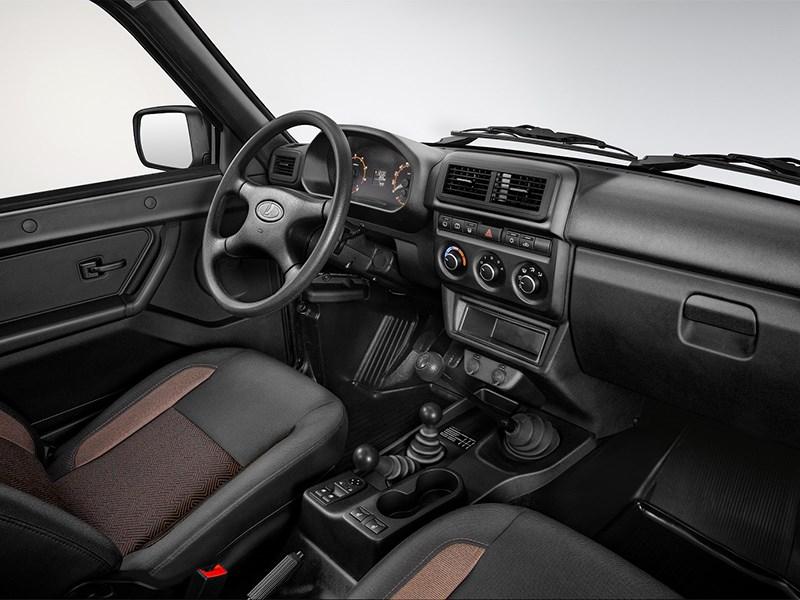 Lada 4x4 получила серьезное обновление