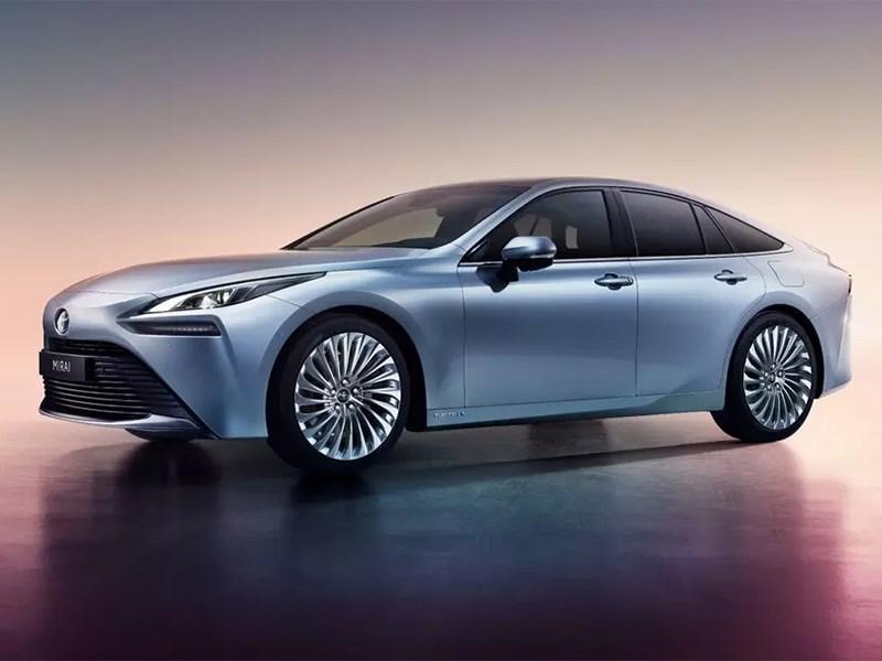 Знаменитый водородный автомобиль сменил поколение Фото Авто Коломна