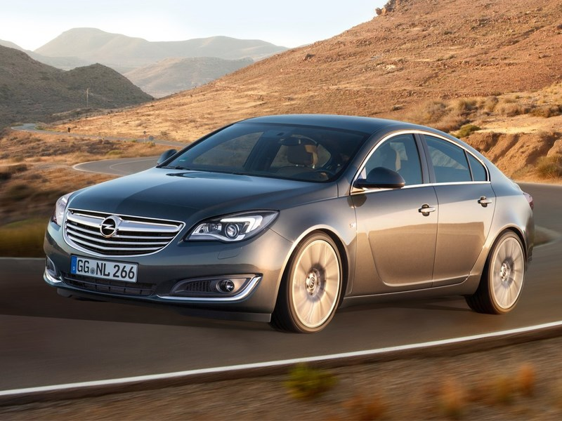 Opel Insignia значительно изменился после рестайлинга