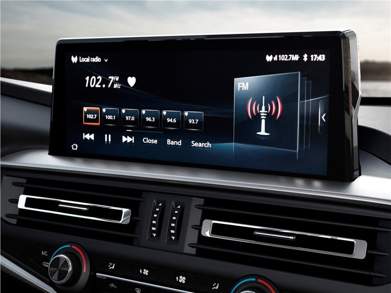 Peugeot Landtrek 2021 монитор