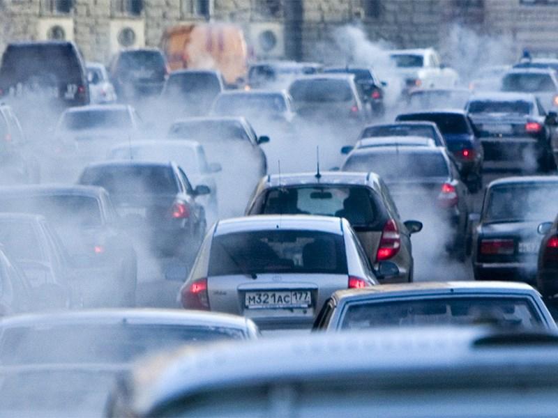 Московский воздух почти избавился от выхлопных газов