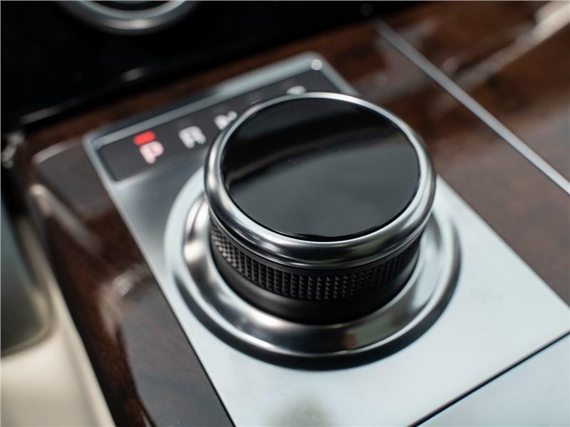 Range Rover LWB 2014 селектор АКПП