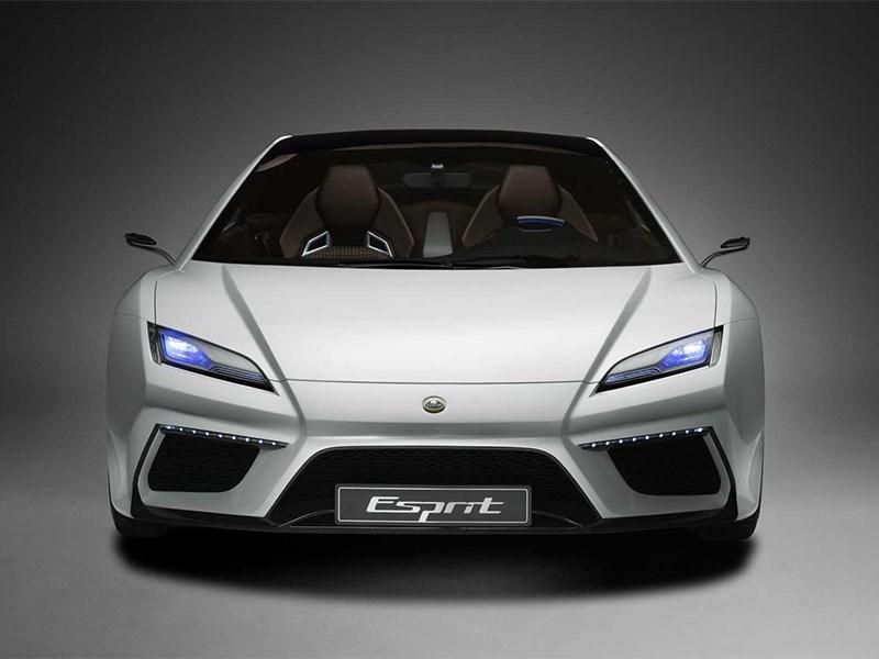 Lotus возродит Esprit Фото Авто Коломна