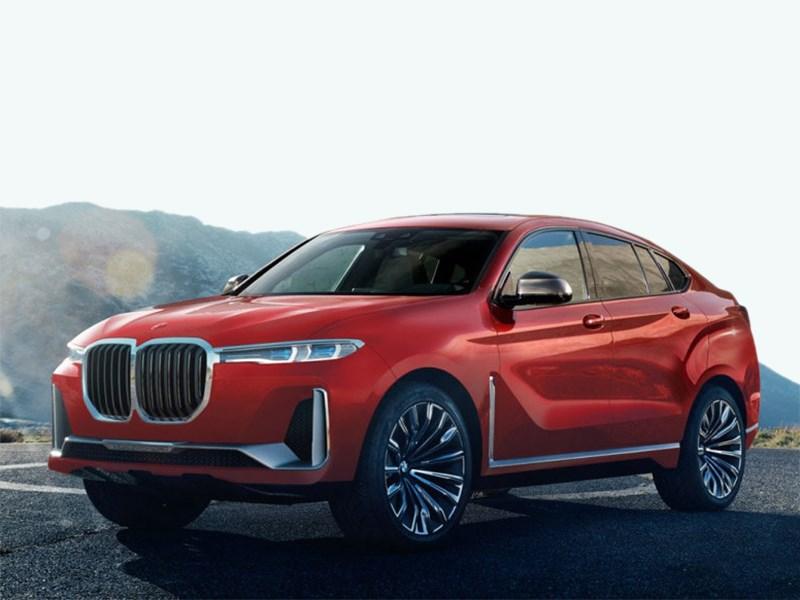 BMW зарегистрировала название для очень дорогого кроссовера