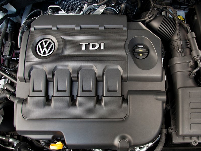Volkswagen начинает отказываться от дизелей