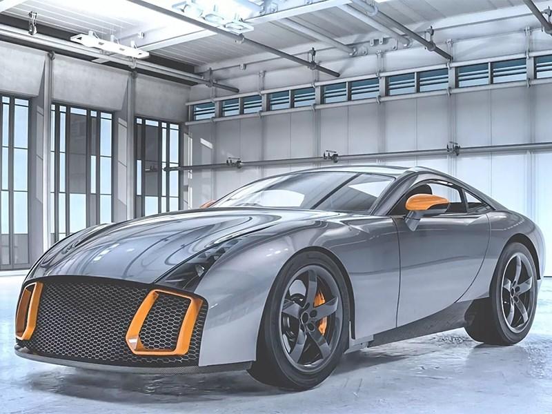 Неизвестная британская компания построит спорткар в стиле TVR