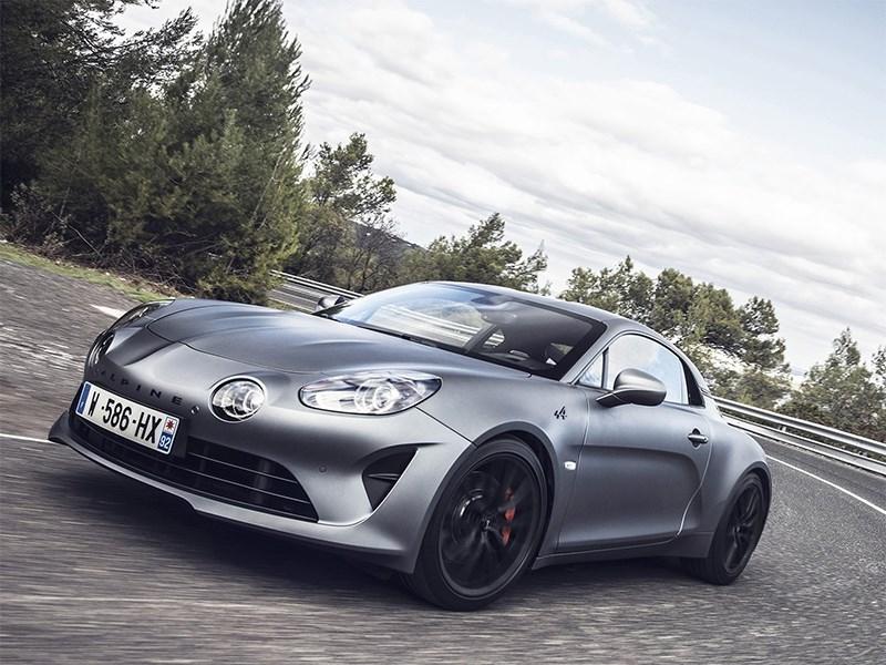Renault прекратит выпуск автомобилей под маркой Alpine
