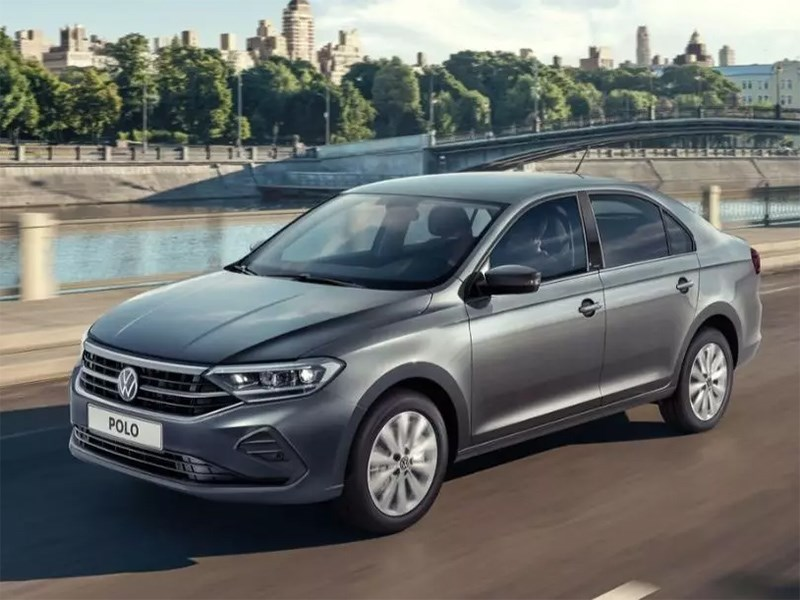 В России отзывают Volkswagen Polo из-за неправильных наклеек
