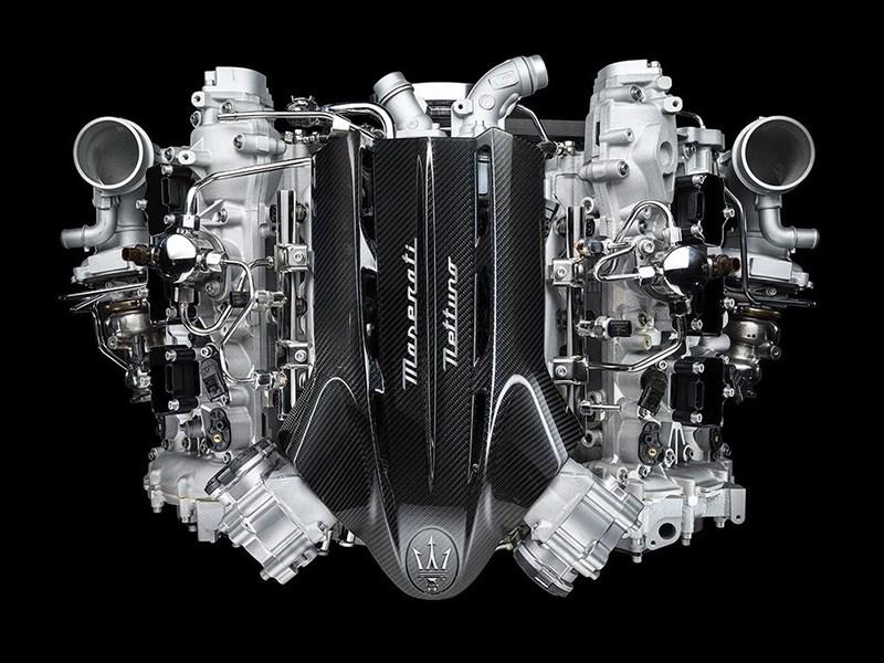 В Maserati изобрели мотор заново