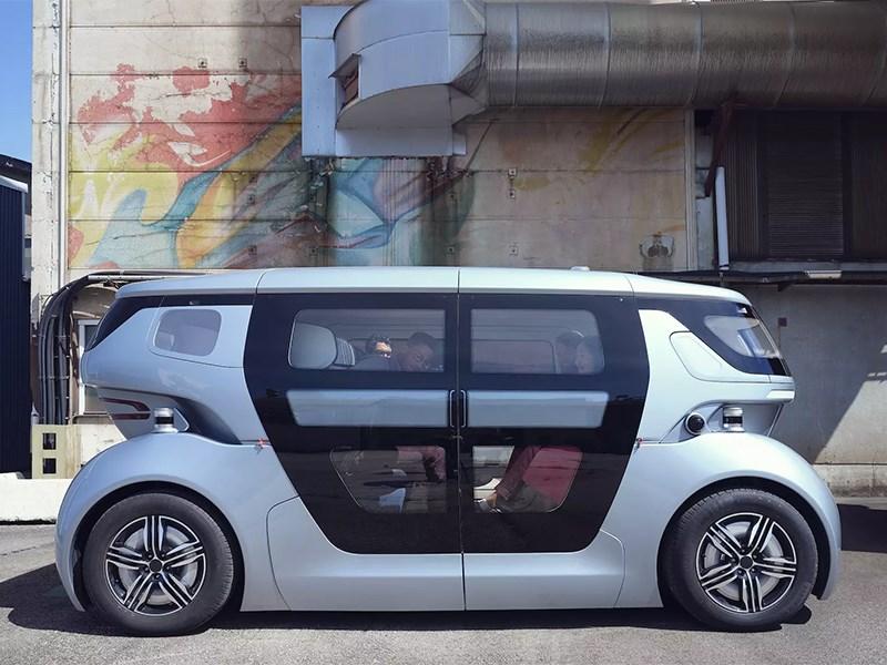 Шведы изобрели автомобиль, который абсолютно безопасен для природы