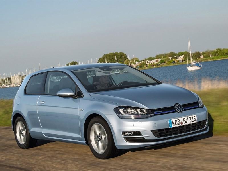 Volkswagen представил самую экономичную версию модели Golf