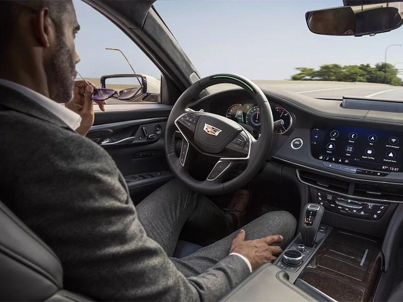 Cadillac будет продавать автопилот по подписке