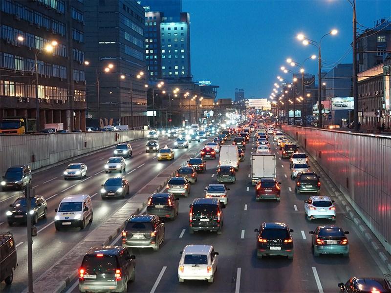 Сколько машин всего ездит по России? Есть ответ!