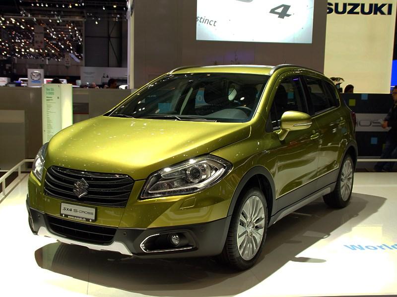 Suzuki планирует вывести на рынок четыре новых модели в ближайшие три года