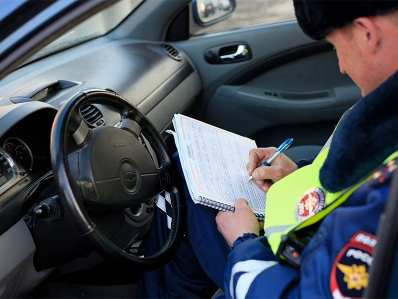 Глава МВД выступил за увеличение штрафов за повторные нарушения ПДД