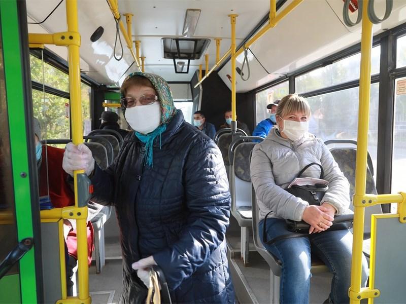 В общественном транспорте оказалось сложнее заразиться COVID-19