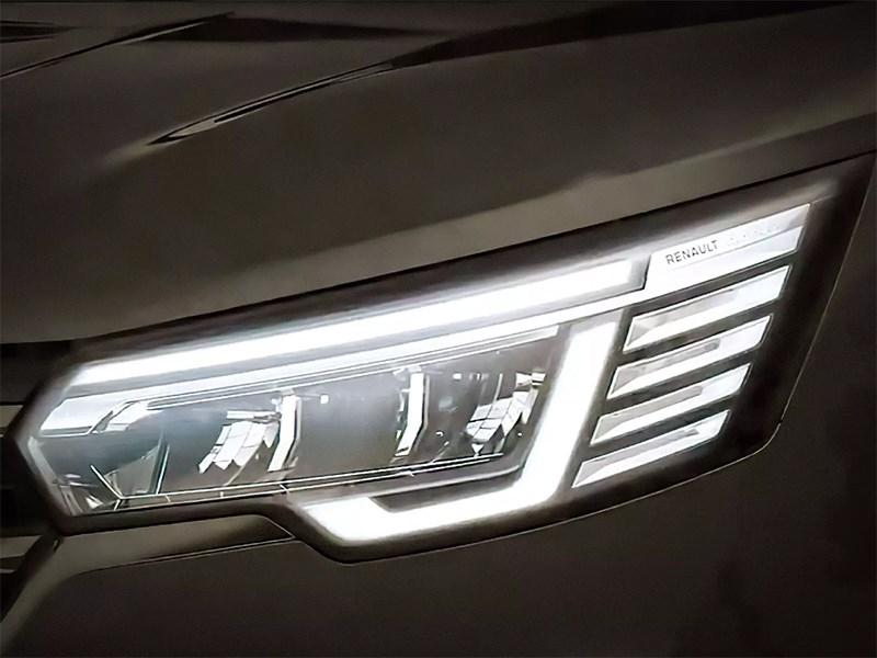Renault анонсировала новую загадочную модель