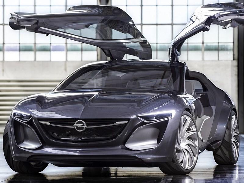Opel может возродить легендарное название Monza
