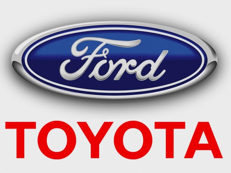 Ford и Toyota не будут сотрудничать в разработке гибридного двигателя