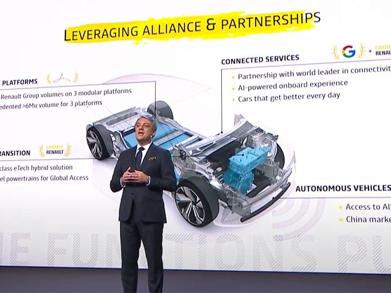 Lada объединит свои силы с Dacia