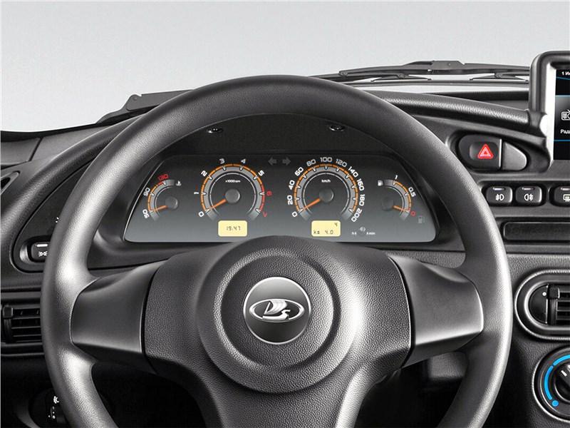 Lada Niva Travel (2021) руль